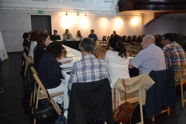 Grupo de Trabalho Ação Social - 19 maio (Tomiño)