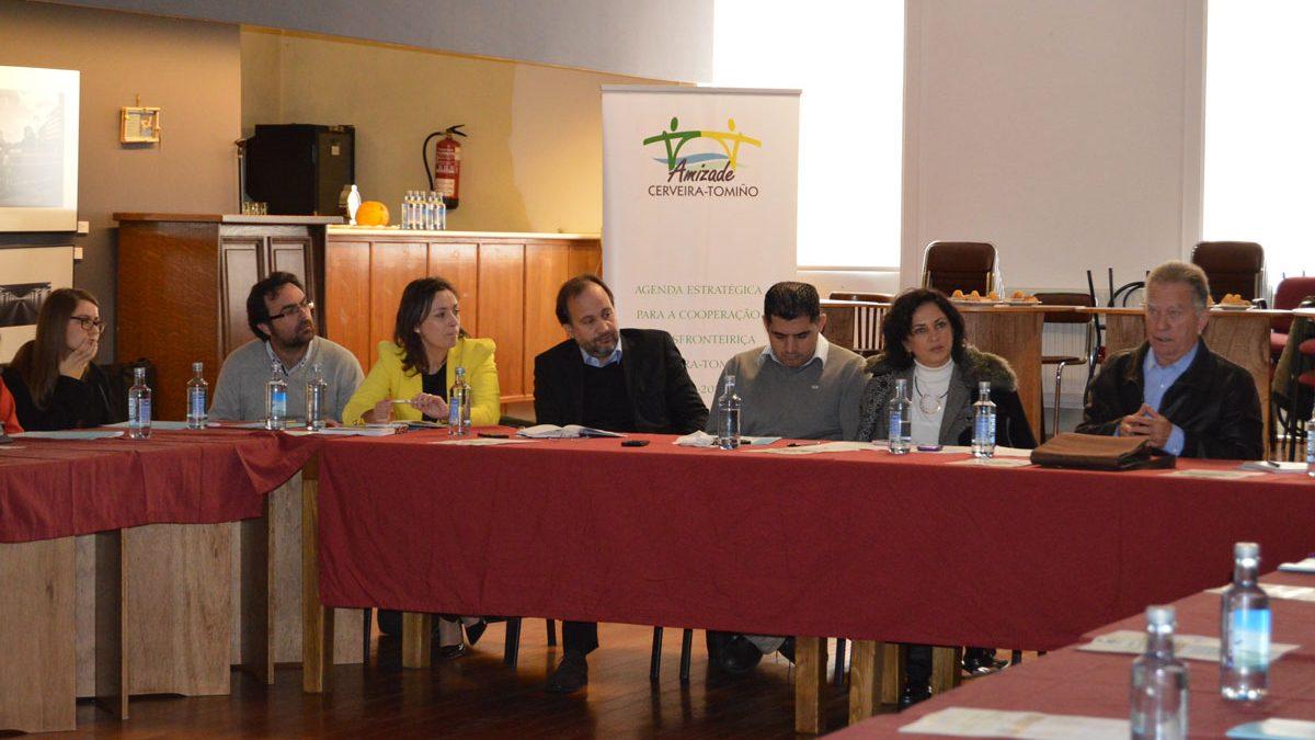 Segundo Focus Group Tomiño Cerveira