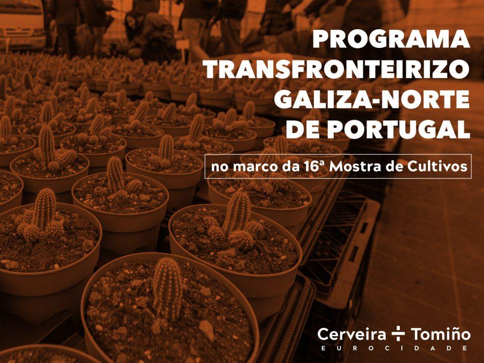 Programa Transfronteirizo Galiza-Norte de Portugal