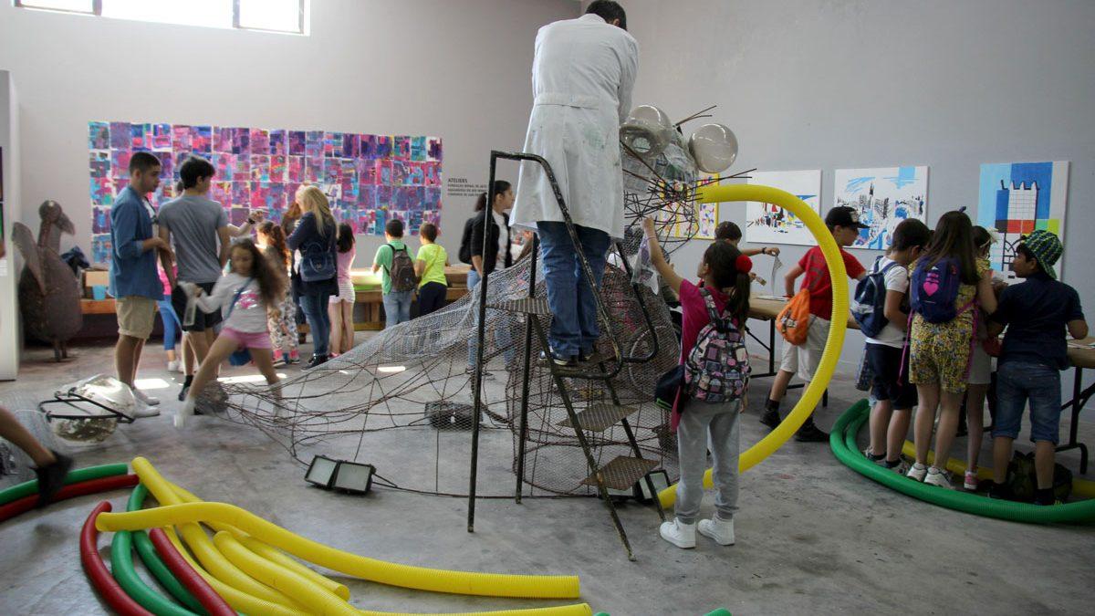EDUCARTE - Mostra de Arte Infantojuvenil