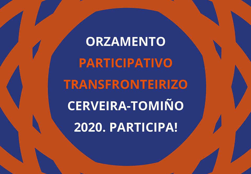 Orzamento Participativo Transfronteirizo 2020 - Eurocidade Cerveira-Tomiño