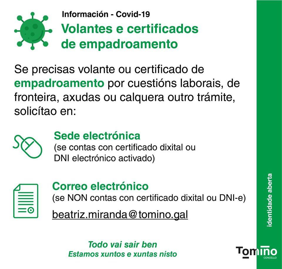 Información importante sobre emprego e traballo transfronteirizo