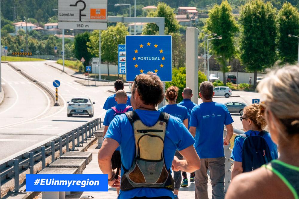 A Eurocidade Cerveira-Tomiño, seleccionada para a campaña de comunicación #EUinmyregion