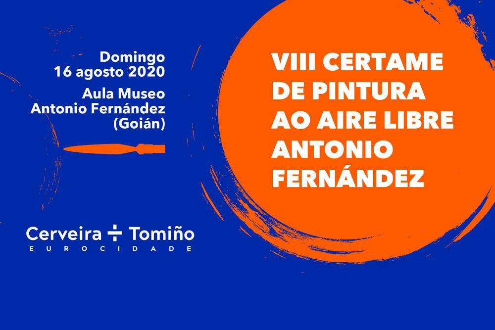 VIII Certame de Pintura ao aire libre Antonio Fernández