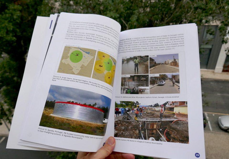 A Eurocidade, nunha publicación internacional sobre a contribución dos orzamentos participativos á redución dos efectos do cambio climático