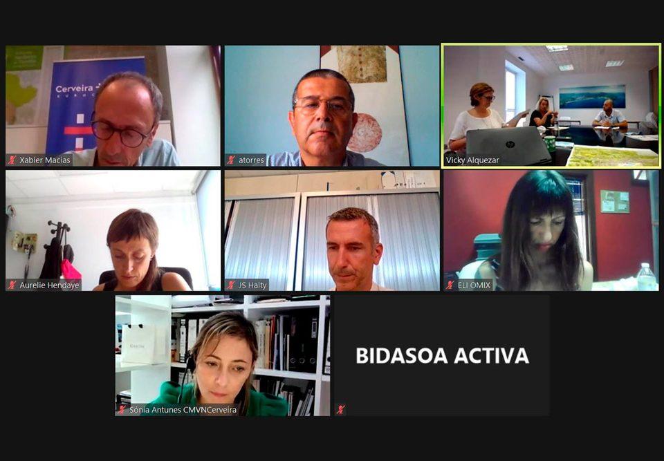A Eurocidade e o Consorcio de Bidasoa Txingudi comparten experiencias sobre cooperación transfronteiriza