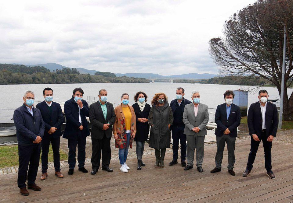 O AECT Rio Minho pon en marcha un proxecto piloto de bicis transfronteirizas nas eurocidades do Miño