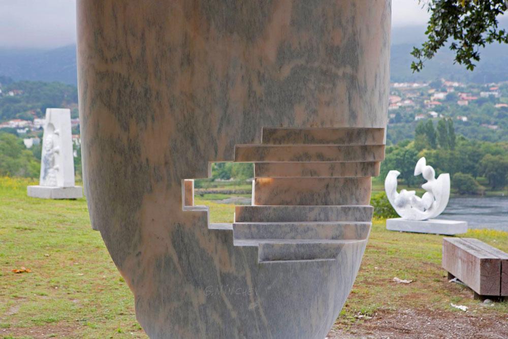 O IV Simposio Internacional de Escultura do Miño celebrarase do 15 de setembro ao 4 de outubro en Goián
