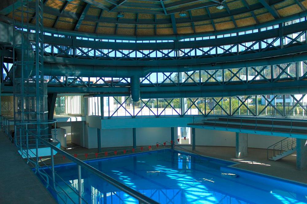 Piscina Municipal reabre a 10 de maio só para banhos livres